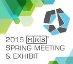 2015 MRS Spring Meeting