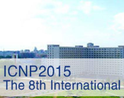 The 8th International Conference on Nanophotonics (ICNP2015)