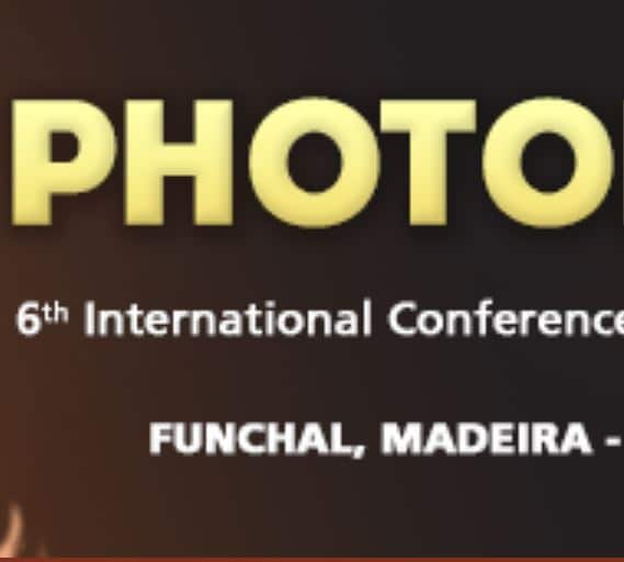6th International Conference on Photonics, Optics and Laser Technology - Photoptics 2018