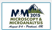 Microscopy & Microanalysis 2015 Meeting