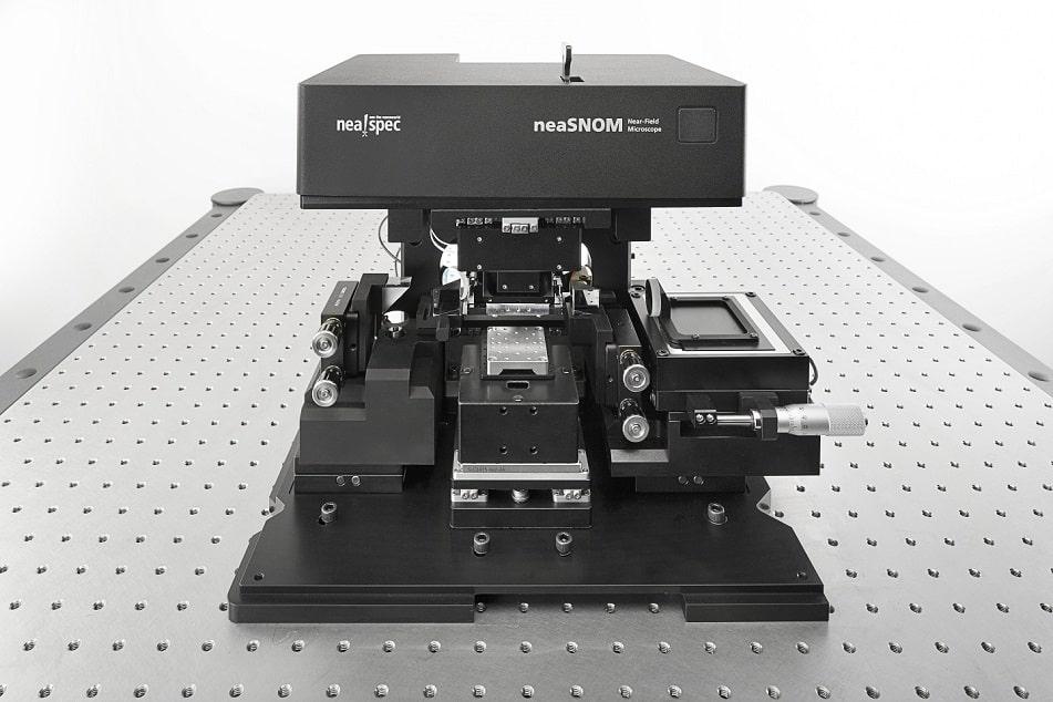 neaSNOM microscope