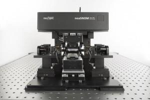 neaspec neaSNOM THz-TDS near-field microscope